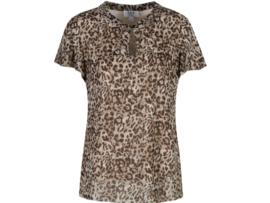 Top, luipaardprint