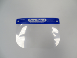 Face shield - gezichtsscherm