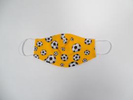 Happy Kids mondmasker voetbal