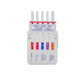 10 Multi Drugsurinetesten - test op 10 soorten drugs 1stuks