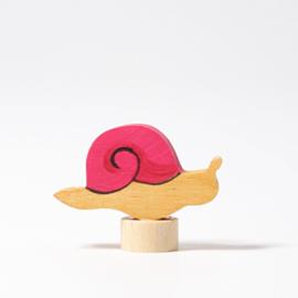 Grimm's steker roze slak