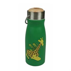 The Zoo Drinkfles Giraffe