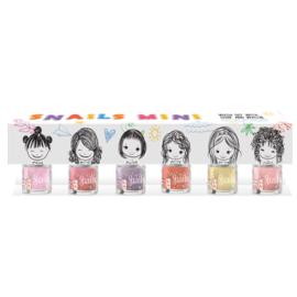 Snails nagellak Mini 6-pack
