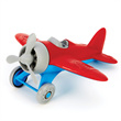 Greentoys vliegtuig