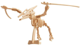 Professor Puzzle Pterodactyl construction kit