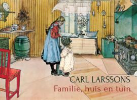 Familie, huis en tuin