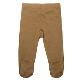 Joha wol/zijde broekje met voetjes