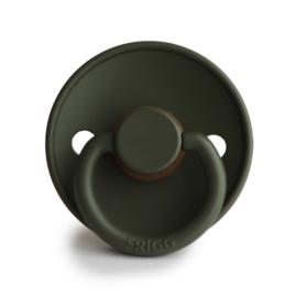 FRIGG Fopspeen – 0-6 maanden – Olive