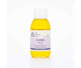 Het Blauwe Huis biologische jojoba olie