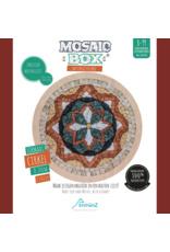 Neptune Mosaic Mosaicbox houten lijst mandala