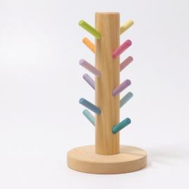 Grimm's Sorteerhulp voor houten ringen, Pastel