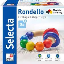 Selecta Grijpspeeltje Rondello