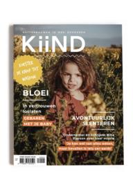 Kiind magazine 22 / zomer 2021: thema BLOEI