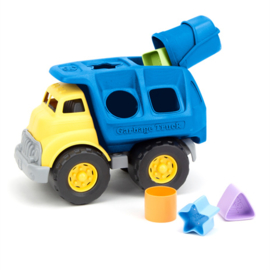 Greentoys sorteer vuilniswagen