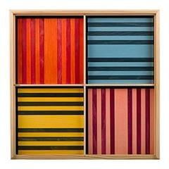 Kapla 100 stuks in 8 kleuren