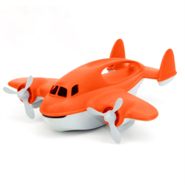 Greentoys brandweer vliegtuig