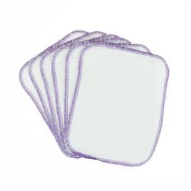 BilliesBox doekjes paars