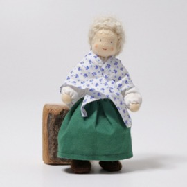 Grimm's grootmoeder Mathilda