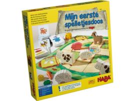 Haba 'Mijn eerste spellen' Spellenverzameling boerderij