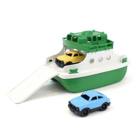 Greentoys veerboot met auto's