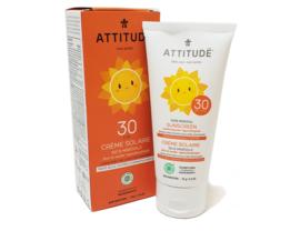 Attitude zonnebrand 30 vanille-bloesem