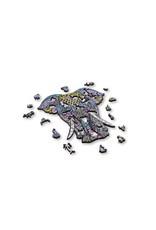 Aniwood houten puzzel olifant medium