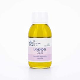 Het Blauwe Huis biologische lavendel olie