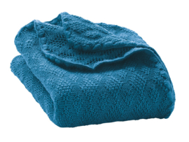 Disana baby deken blauw