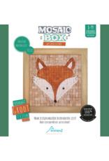 Neptune Mosaic Mosaicbox houten lijst vos
