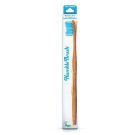 Humble Brush adult soft blauw