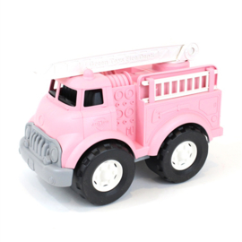 Greentoys brandweerwagen roze