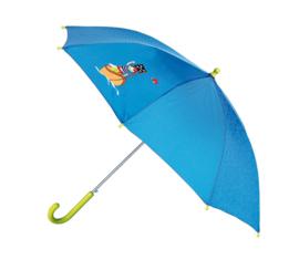Sigikid paraplu groot blauw