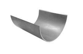 Slijtschaal loopvlak RVS 3 mm/ PL 300
