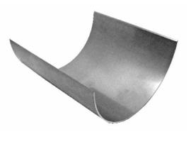 Slijtschaal loopvlak RVS 3 mm / EL 1550