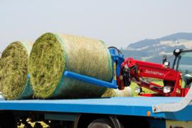 BTGHY Rondebalen-transportvork hydraulisch
