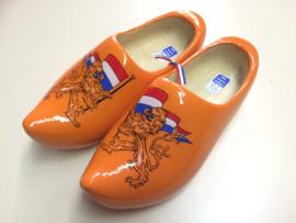 Houten Klompen - Oranje Leeuw