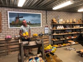 Rondleiding souvenirklompjes fabriek