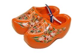Souvenirklompjes 8,5 cm - Oranje Molen