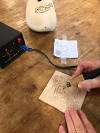 Workshop Pyrografie