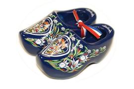 Souvenirklompjes 8,5 cm - Blauw Molen