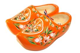 Houten Klompen - Oranje Molen