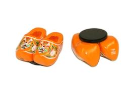 Magneetklompjes 4 cm - Oranje Molen
