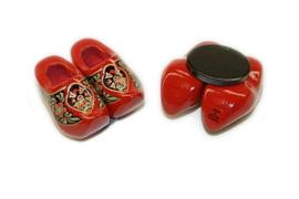 Magneetklompjes 4 cm - Rood Goud