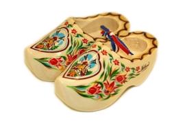 Souvenirklompjes 8,5 cm - Blank Multi-Color