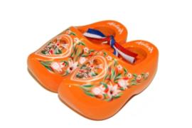 Souvenirklompjes 6,5 cm - Oranje Molen