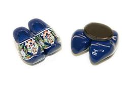 Magneetklompjes 4 cm - Blauw Molen