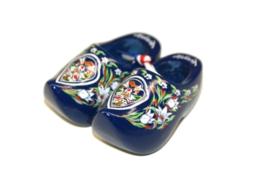 Souvenirklompjes 6,5 cm - Blauw Molen
