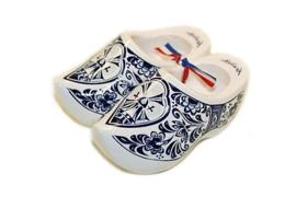 Souvenirklompjes 10,5 cm - Wit Delftsblauw