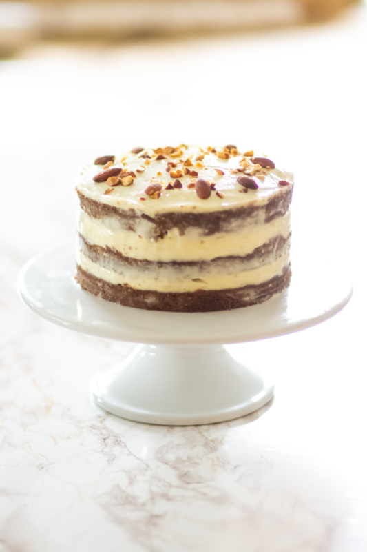 Worteltaart - Carrot Cake