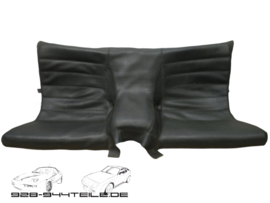 924/944 Rücksitz - skai - schwarz